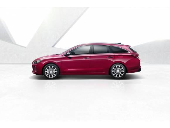 Nuevo Hyundai i30 Wagon 2017: primeras imágenes y datos oficiales