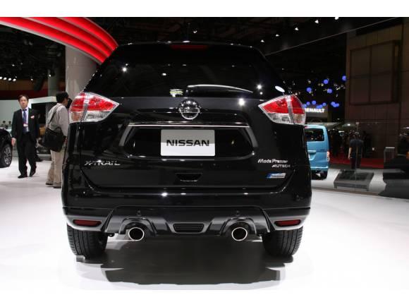 Nissan comienza la hibridación con el X-Trail