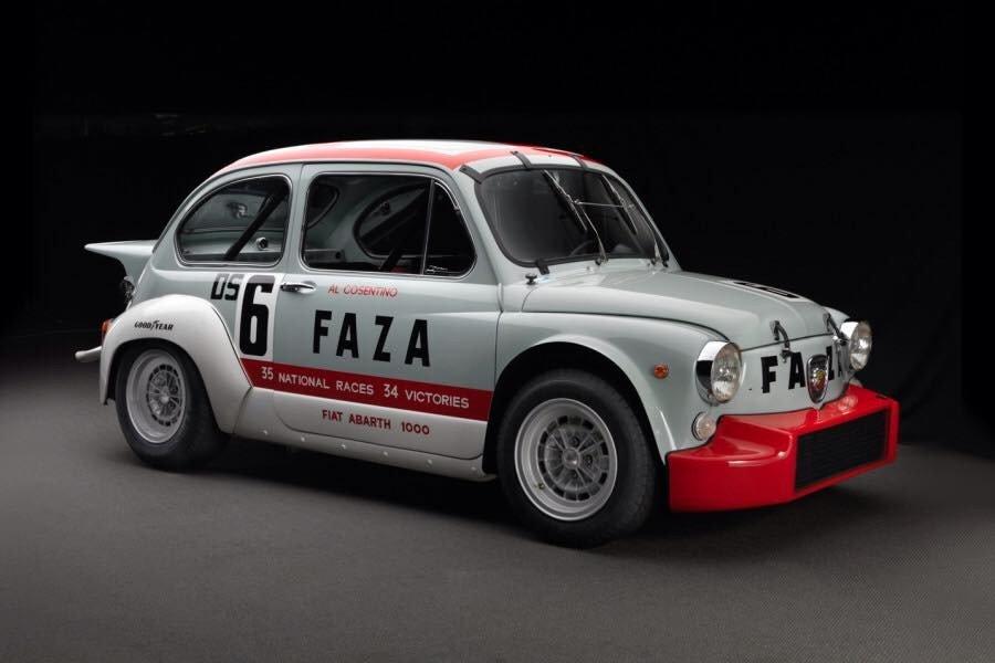Fiat Abarth 1000 Tcr El Rey De Los Turismos
