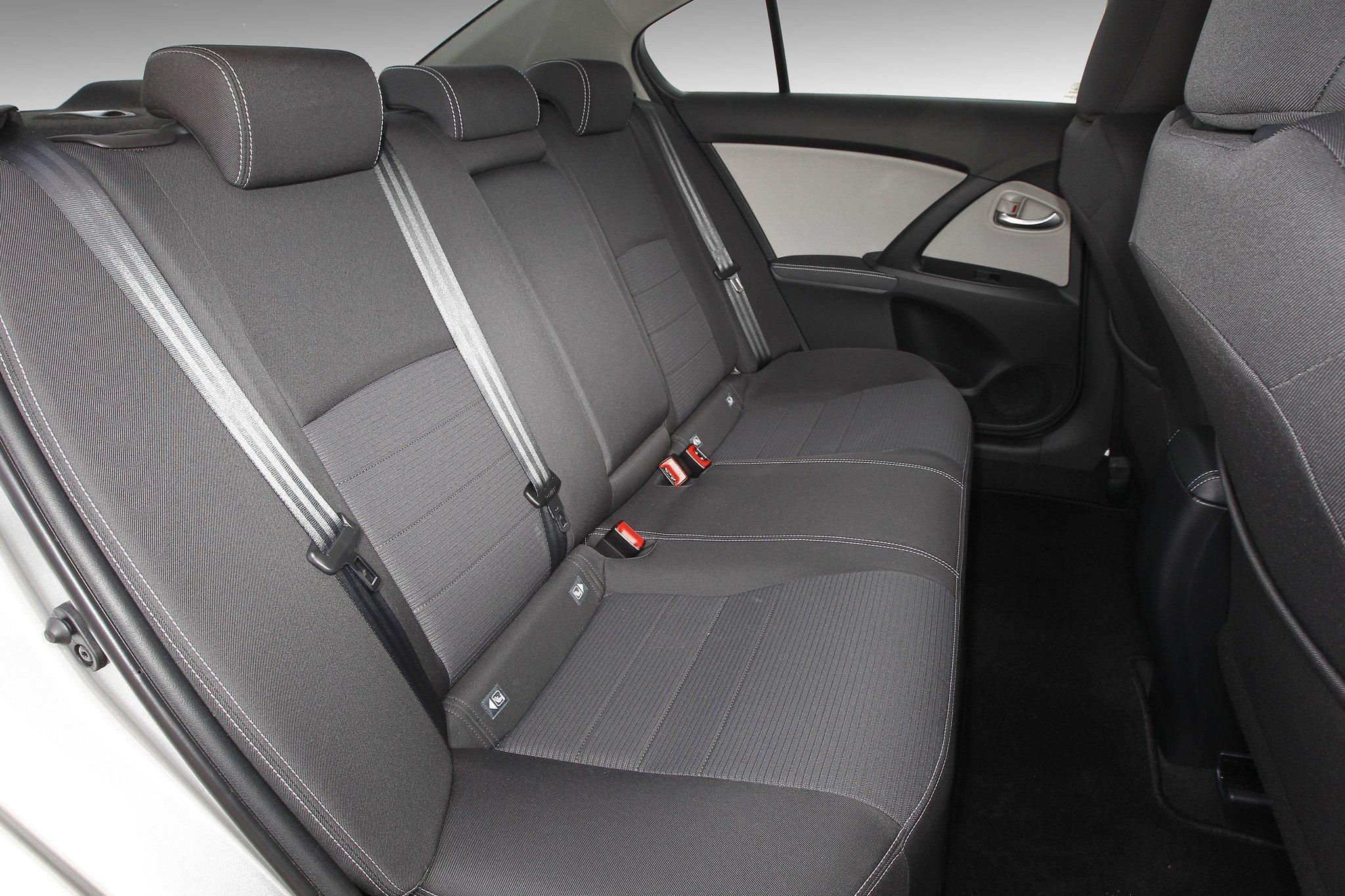 Prueba Toyota Avensis