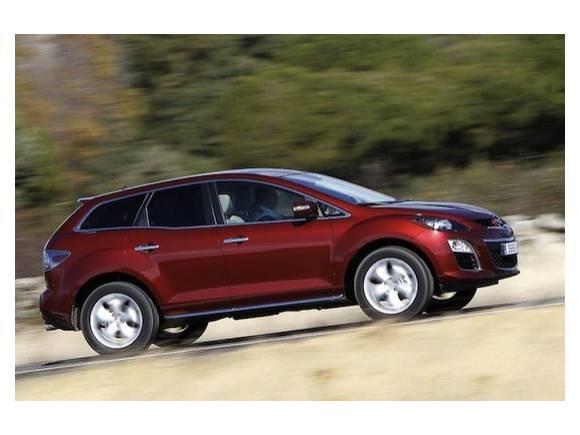 Prueba: Mazda CX-7 CRTD Luxury