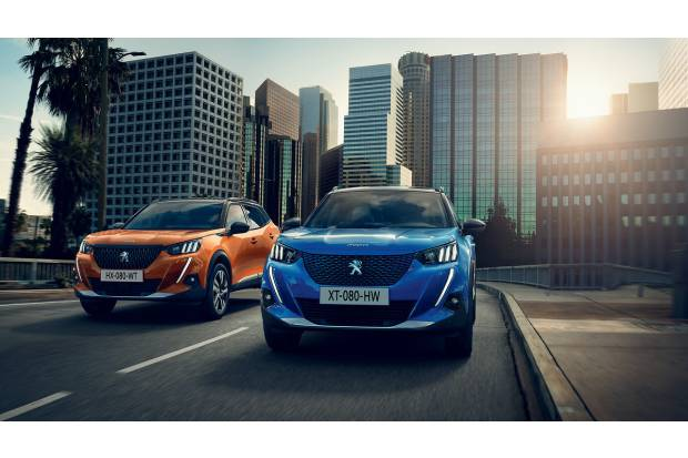 El nuevo Peugeot 2008 a la venta desde 17.550 euros