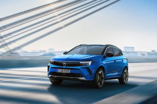Nuevo Opel Grandland 2021: un rediseño más urbanita