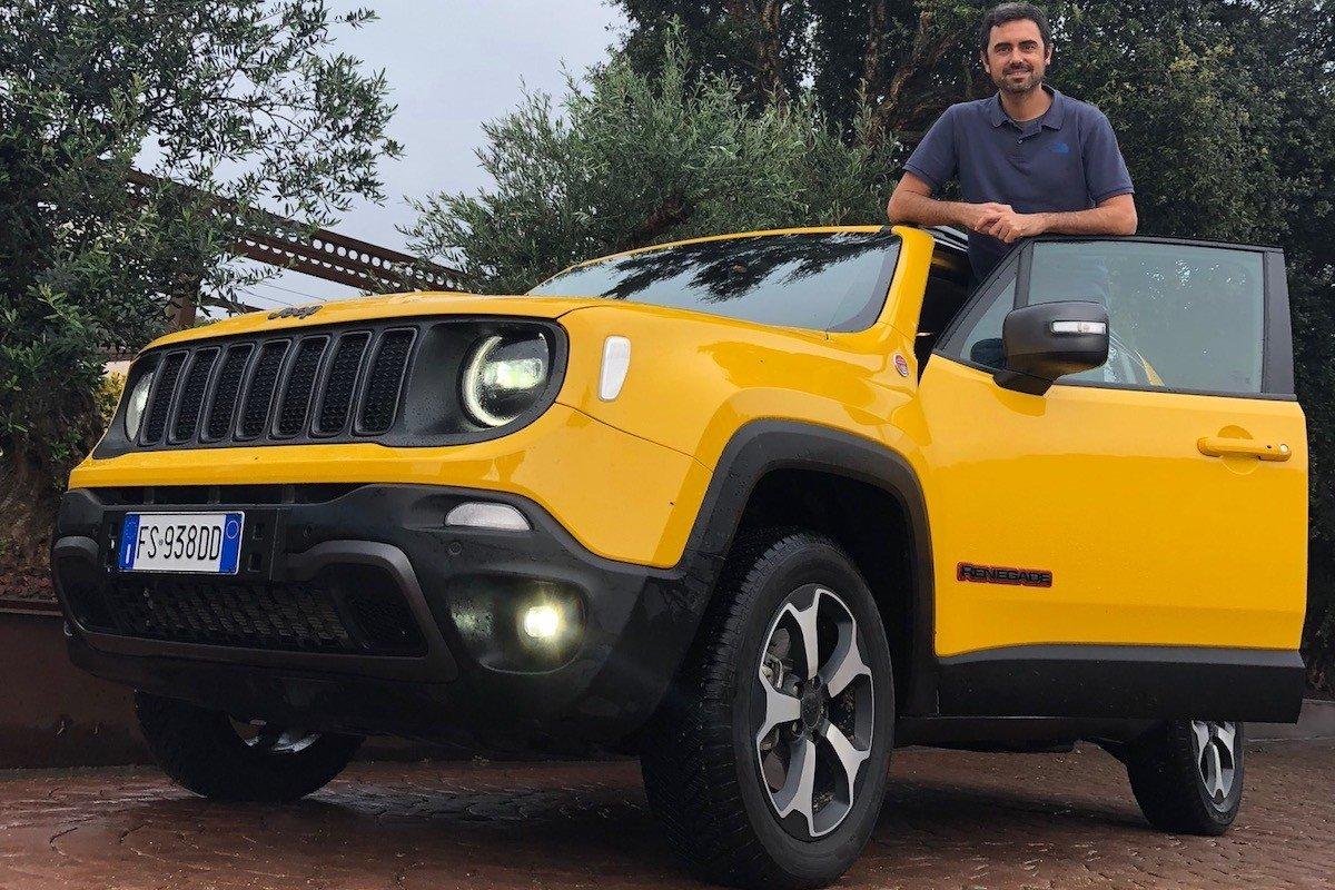 prueba jeep renegade 2019  nuevo motor gasolina 1 0 t de 120 cv