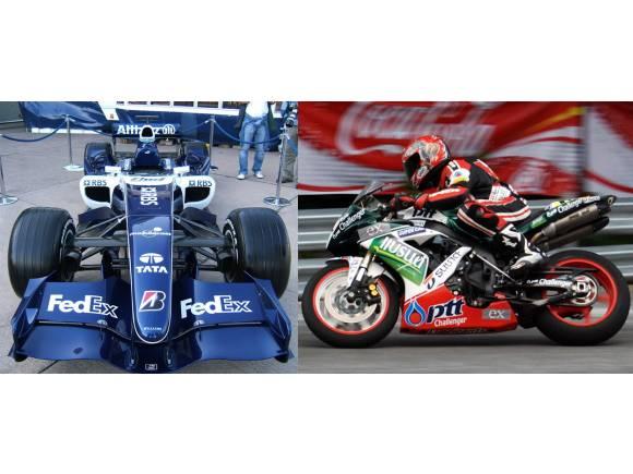 F1 vs. MotoGP: ¿Quién es más rápido?