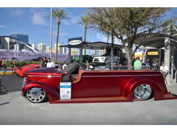 Las mejores fotos 4x4 del SEMA de Las Vegas