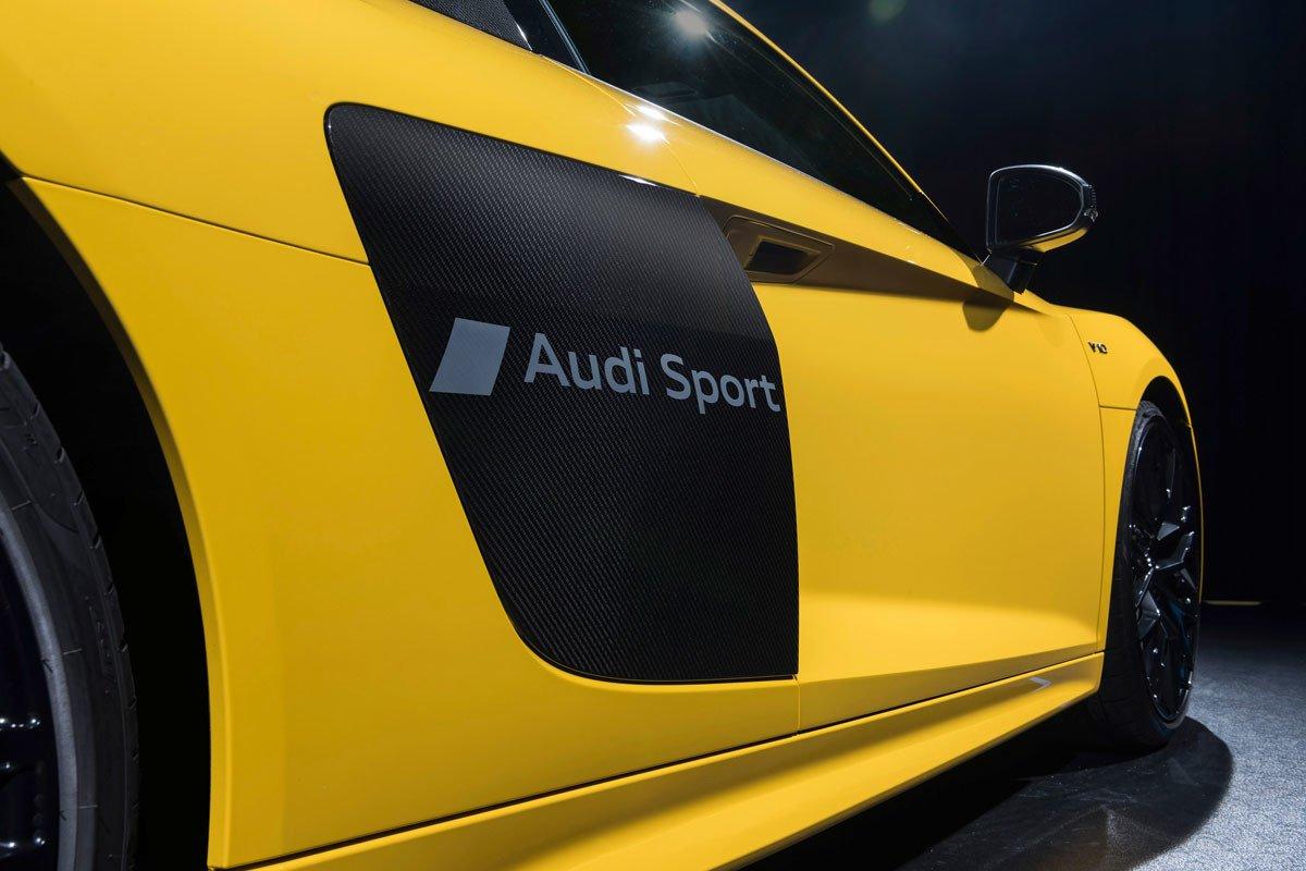 Audi personalizar coche