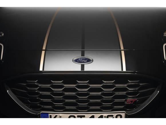 Ford Puma ST Gold Edition: el coche creado por los seguidores de la marca