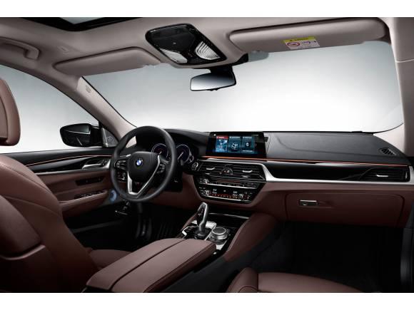 Nuevo BMW Serie 6 Gran Turismo: cambio de nombre para ser más coupé