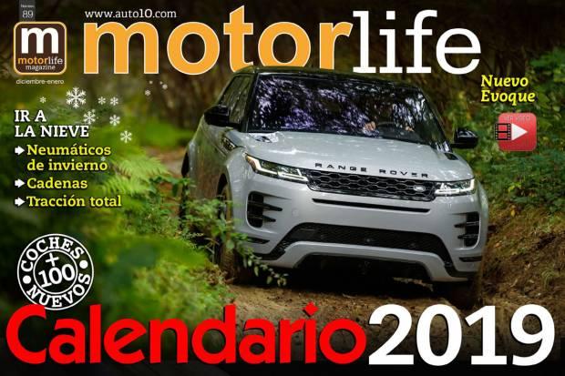 Motorlife Magazine 89: con el calendario de novedades 2019