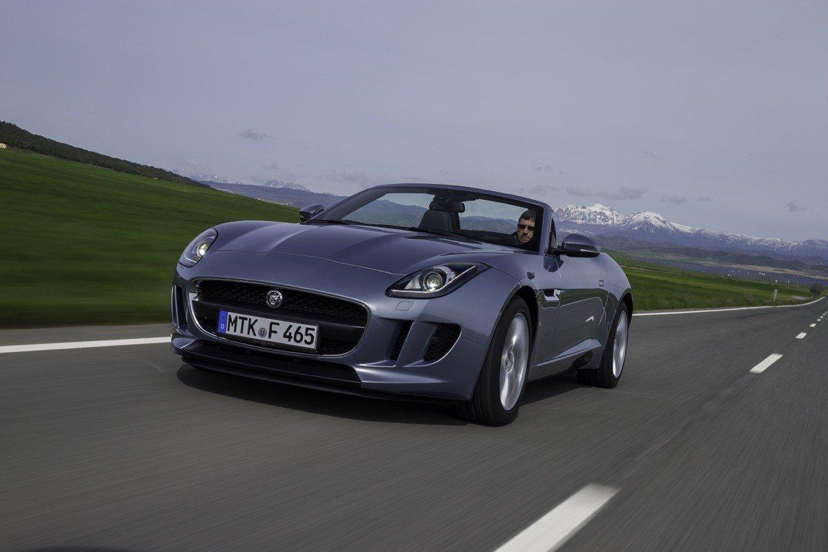 Jaguar FTYPE