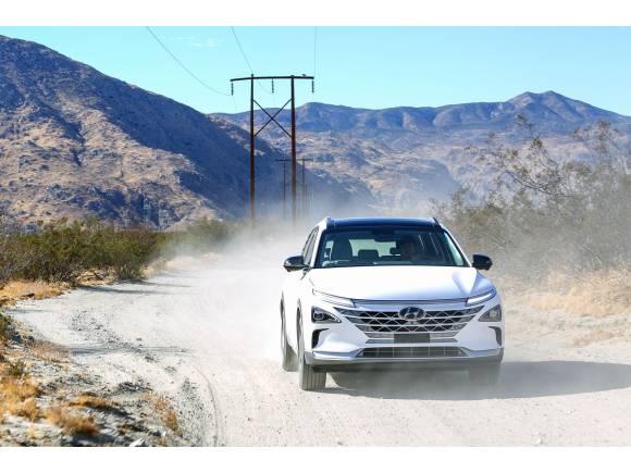 Hyundai NEXO, la segunda evolución del SUV movido por hidrógeno