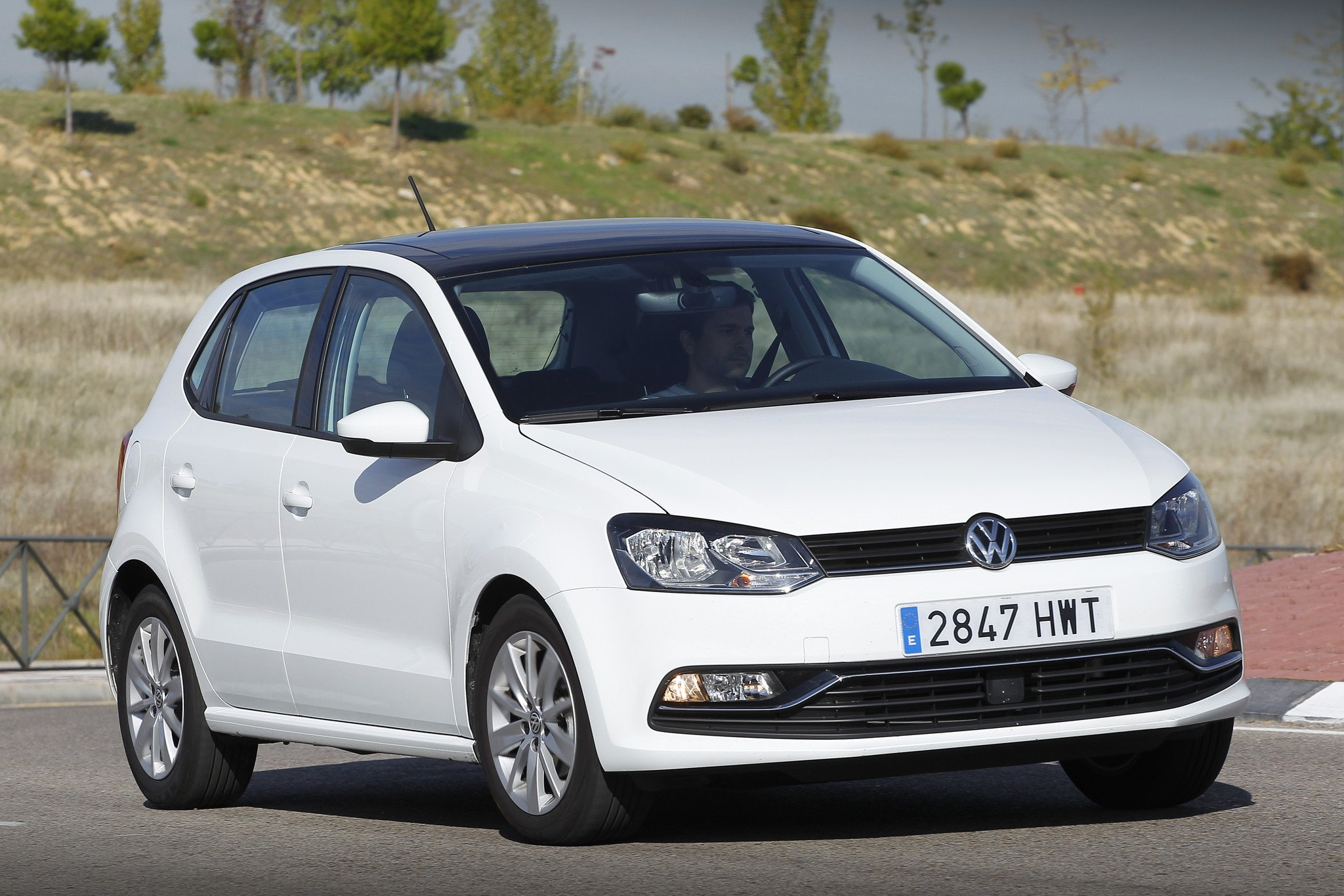 prueba volkswagen polo bluemotion 1 4 tdi 90 cv son suficientes. Black Bedroom Furniture Sets. Home Design Ideas