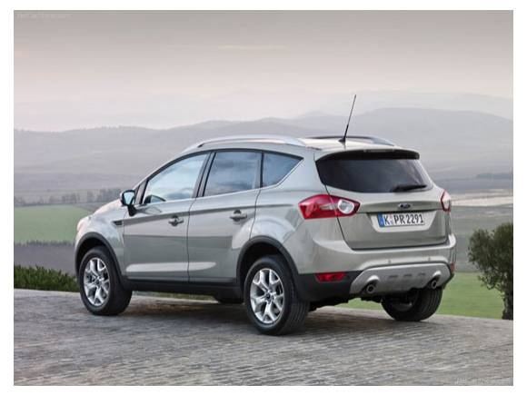 Comprar un SUV: Ford Kuga o Hyundai ix35