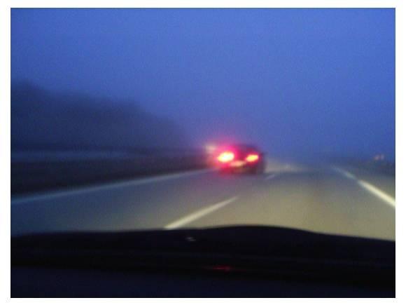 Conducir con mal tiempo: Haz el test para conocer tu nivel