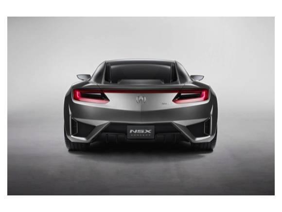 "Honda NSX Concept: el ""Ferrari Japonés"" será un coche híbrido"