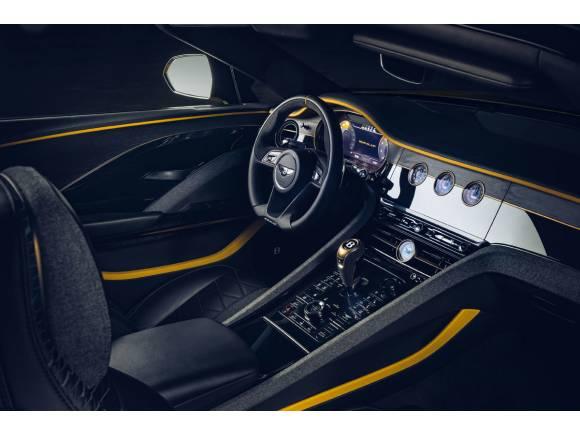 Bentley Mulliner Bacalar: 12 unidades a todo lujo