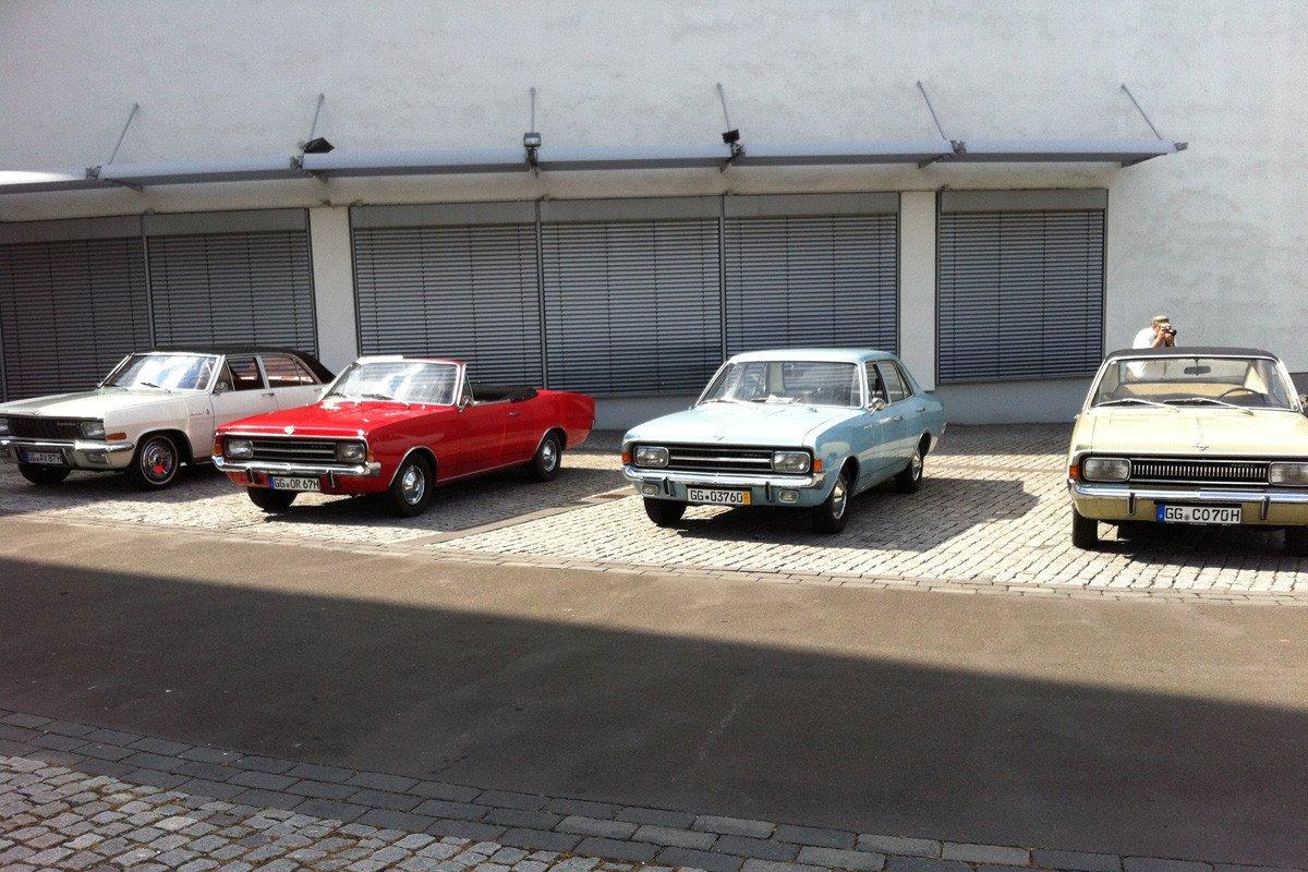Opel clásicos