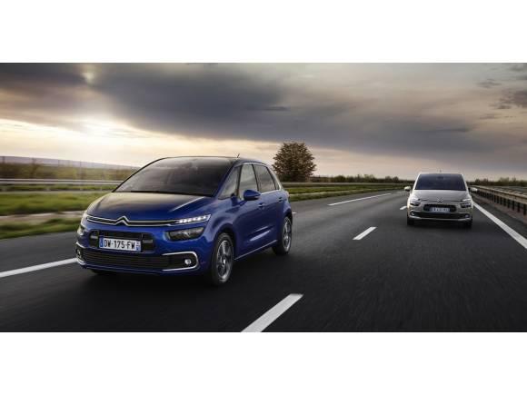 Adiós Picasso, llega el Citroën C4 SpaceTourer