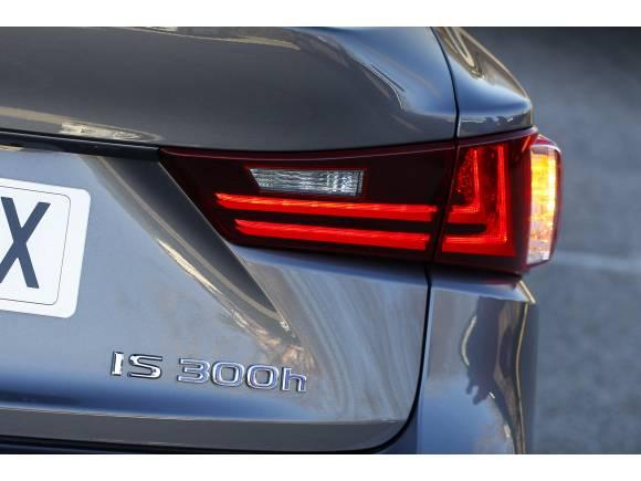 Prueba  Lexus IS 300h Hybrid Drive: la alternativa