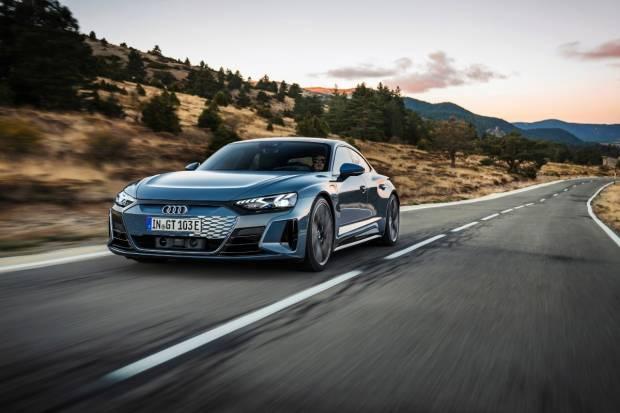 Audi e-tron GT: todos los detalles de este tremendo gran turismo eléctrico