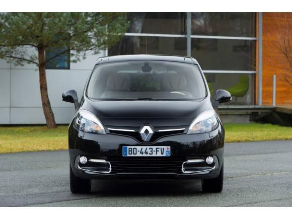 Nuevo look para el Renault Scénic y Grand Scénic