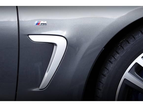 Prueba: BMW 430i GranCoupé