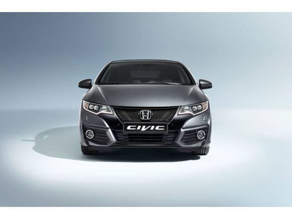El Honda Civic se renueva para 2015 y tendrá versión Sport