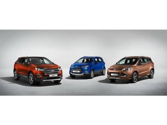 Nuevo Ford Edge: el futuro de los SUVs de Ford se presenta en Frankfurt