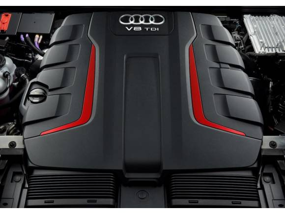 Nuevo Audi SQ8 TDI, el summum diésel