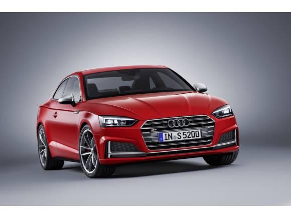 Audi A5 y S5: el nuevo coupé derivado del Audi A4