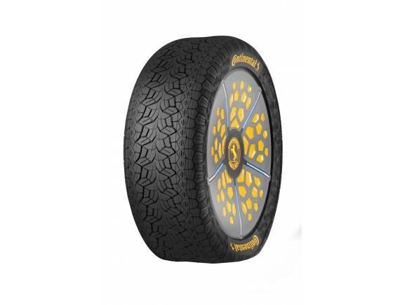 Tecnologías ContiSense y ContiAdapt de Continental: neumáticos más seguros