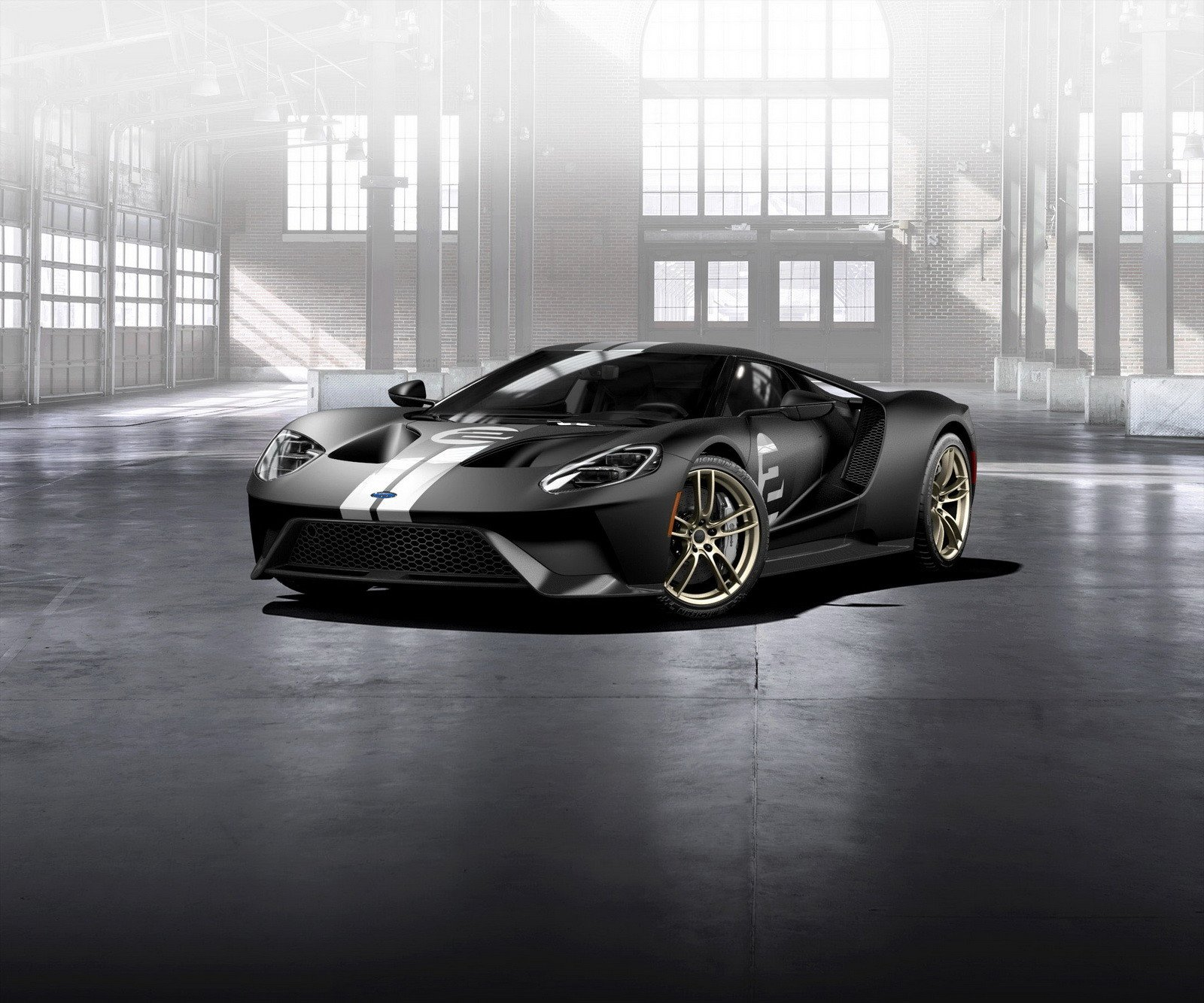 Ford GT ´66 Heritage Edition