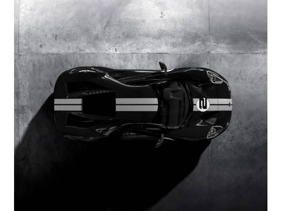 Ford GT '66 Heritage Edition: tributo a los ganadores en Le Mans