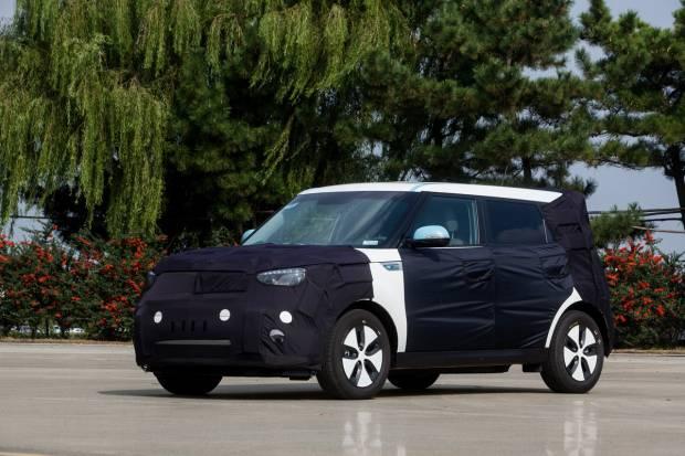 Kia Soul EV: el primer eléctrico mundial de la marca coreana