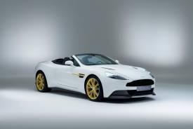 Aston Martin Works celebra su 60 aniversario con una versión especial del Vanquish