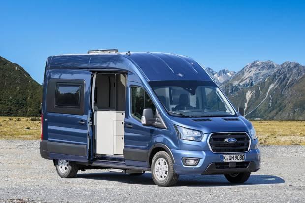 Ford Transit Custom Big Nugget, un nuevo vehículo camperizado
