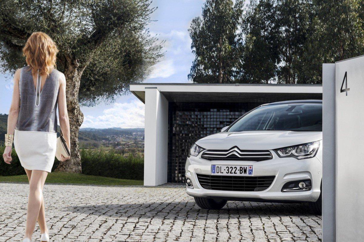 Citroën C4 2015