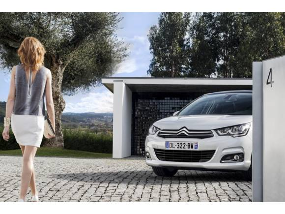 Prueba: Nuevo Citroën C4 2015, lavado de cara para el año nuevo
