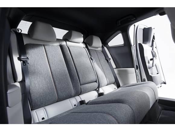Mazda MX-30, nuevo SUV eléctrico de 200 km de autonomía