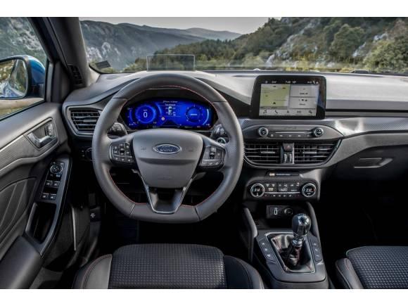 Ford Focus: así son sus nuevos motores híbridos con etiqueta ECO