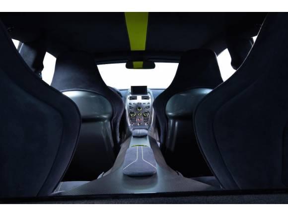 Aston Martin crea la división deportiva AMR