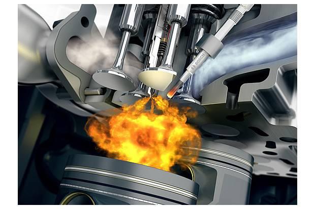combustion valvula egr