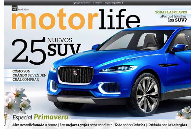 Revista de coches digital Motorlife Magazine nº 49