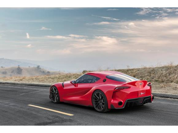 Toyota FT-1 Concept, Toyota nos presenta en Detroit lo que podría ser el nuevo Supra