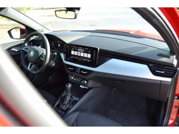 Prueba Skoda Kamiq 1.5 TSI EVO 150 CV DSG Sport: opinión, precios, fotos,...