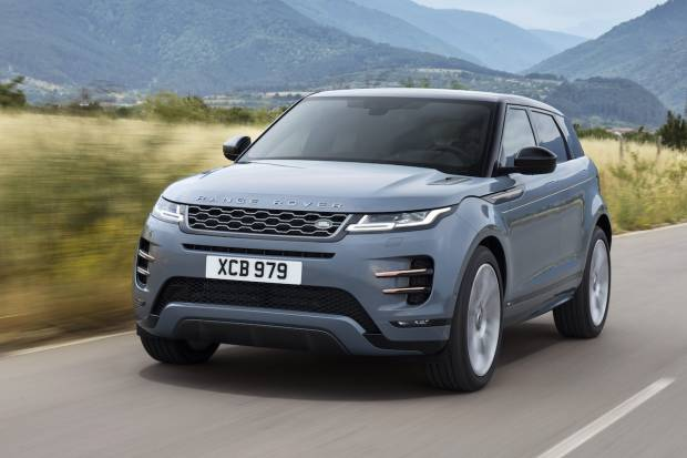 Nuevo Range Rover Evoque 2019, segunda generación