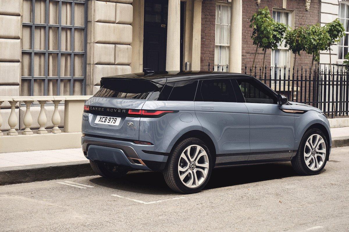 Nuevo Range Rover Evoque 2019