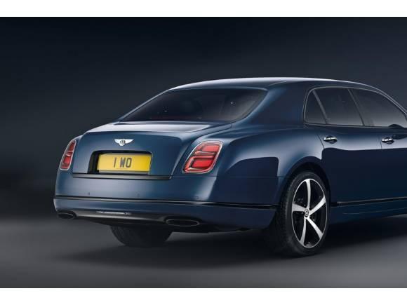 Bentley Mulsanne 6,75 Edition by Mulliner: un lujoso adiós