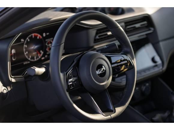 El Nissan Z 2022, presentado: una bestia deportiva de 400 CV
